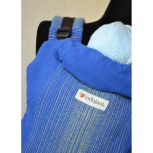 mochila estándar balaj azul